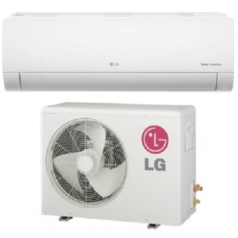 LG HSN09IST/HSU09IST 1.0HP Standard Inverter Split Type AirConditioner (White)