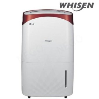 [LG] whisen 15L Dehumidifier LD-159DF red color /LG/dehumidifier -intl Price Philippines