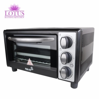 Lotus Plein Air FE-14 High Grade Italian Electric Oven withGrid Drip and Crumb Tray (Black) Price Philippines