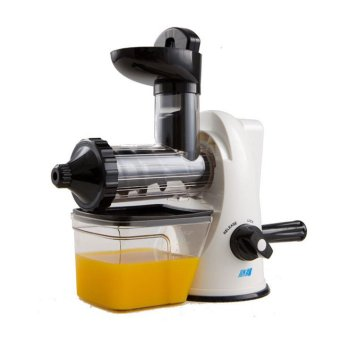 Manual Slow Juicer and Wheatgrass Juicer White Price Philippines