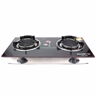 Marubishi MGS 3600 Double Infrared Glass Gas Stove Price Philippines