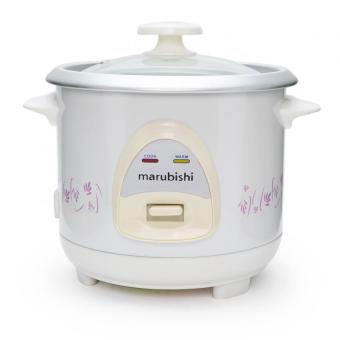 Marubishi MRC 204 Mini Rice cooker (White)