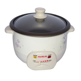 Marubishi MRC-915 Rice Cooker 3L (White)