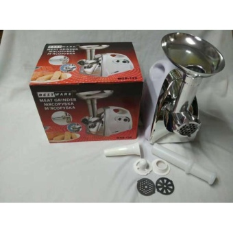 MGB-120 2800W Electric Meat Grinder Kitchen Steel Sausage Maker & Mincer Vegetables Maker(White)