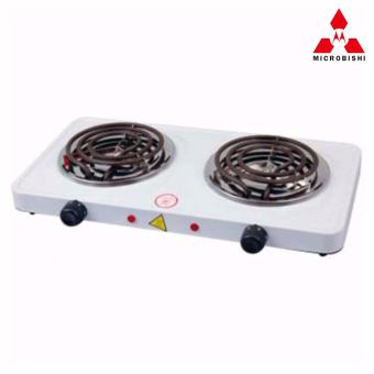 Microbishi Best Quality 1000W Double Burner Hot Plate ElectricCooking YX-2020B Price Philippines