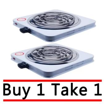 Microbishi MES-1010A 1500w Hot Plate Single Electric Stove (White)Buy 1 Take 1 Price Philippines