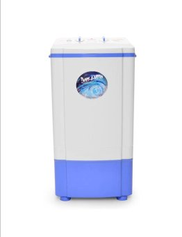 Micromatic 6.5kg Washing Machine Single Tub (White/Blue) MWM650
