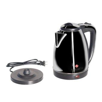 Micromatic MCK-1800 ElectricCordless Kettle 2.0L (Black) - picture 2