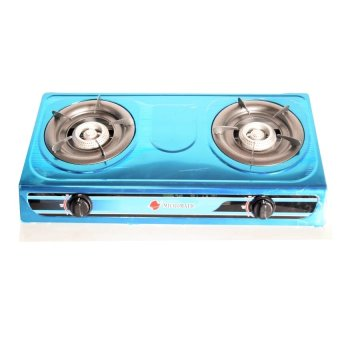 Micromatic MGS-233 Double Burner Gas Stove