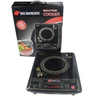 MIcromatic MIC 16 Induction Cooker (Black) - 2