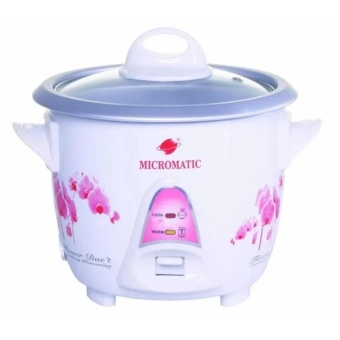 Micromatic MRC-5 Rice Cooker 1L (5 Cups of Rice)
