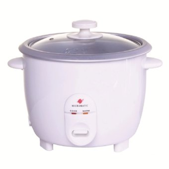 Micromatic MRC-550 Rice Cooker 1.5L