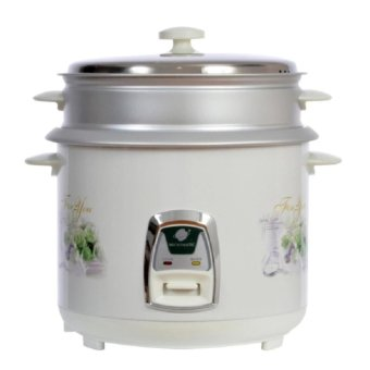 Micromatic MRC-7038 1.8L 10Cups w/Steamer Rice Cooker