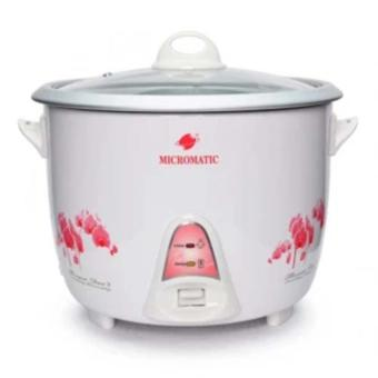 Micromatic MRC-8 1.5 Cups Rice Cooker