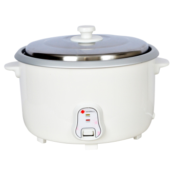 Micromatic MRC50 7.8L Rice Cooker (White)