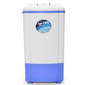 Micromatic MWM-650 Single Tub Washing Machine 6.5 Kg (White/ Blue)
