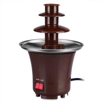 Mini Chocolate Fountain (Brown) - picture 2