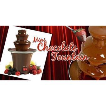 Mini Chocolate Fountain MCF00001(Brown) - 2