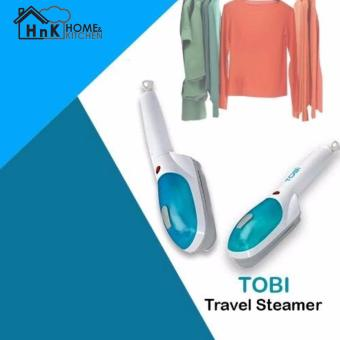 MorganStar Tobi Travel Steamer Portable Cloth Steamer