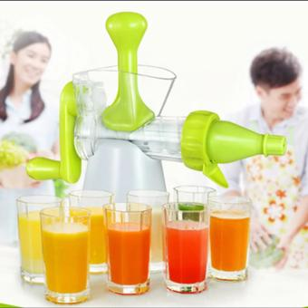 Multi-function Manual Juicer