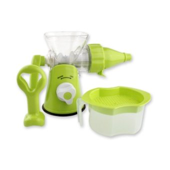 Multi-function Manual Juicer (Green) - picture 2