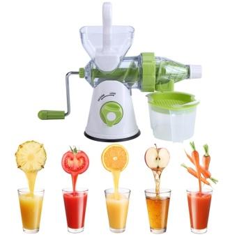 Multi-function Manual Orange Fruits/Vegetable Juicer MachineKitchen Fresh Juice Extractor - intl - 2