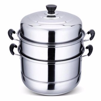New 2017 SHop Hong Kong Best Quality 3 layer Stainless steamer Price Philippines