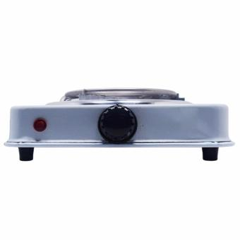 NEW High Quality Hot Plate Single Burner Portable Electric Stove(White) - 3