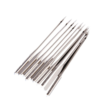 New Sewing Machine Needles Set of 10 (Silver) - intl