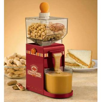 Nostalgia Electrics Electric Peanut Butter Maker - 2