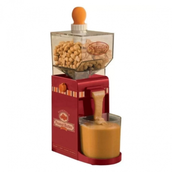 Nostalgia Electrics Electric Peanut Butter Maker Homemade Grinder