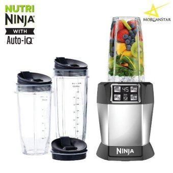 Nutri Ninja BL481 1000 Watts Nutrients and Vitamins Extractor /Power Blender with Auto IQ, with Monster 32oz Ninja Cup Price Philippines