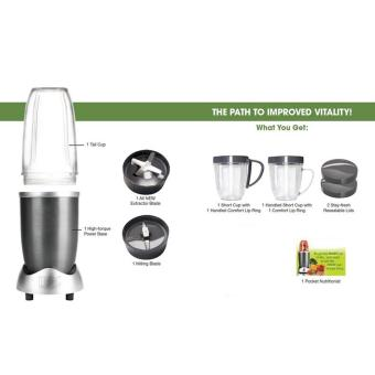 NutriLIFE Fruit Extractor Food Juicer High Quality - 3