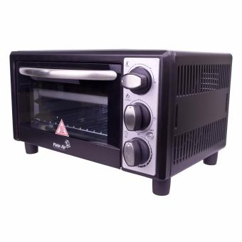 PhoenixHub High Quality Italian Electric Oven with Grid, Drip andCrumb Tray Plein Air FE-14 (Black) Price Philippines
