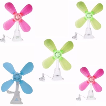 Portable Clip Electric Fan (color may vary)Set of 5 Price Philippines