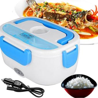Portable Electric Heated Lunch Box Office Home Food Warmer - intl