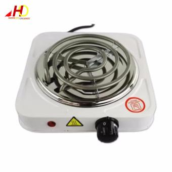 Portable Electric Stove Single Burner 1000W Hot Plate JX1010B(White) Price Philippines