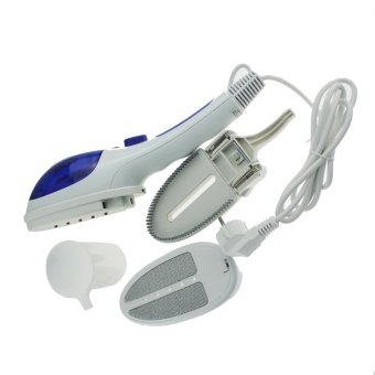 Portable Handheld Clothes Steam Iron (Blue) Price Philippines