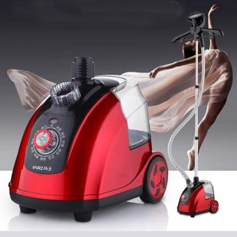 Portable NXFJH Stand-type Garment Steamer / Clothes Iron (Red) - intl