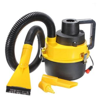 Portable Wet and Dry Vacuum Cleaner-yellow