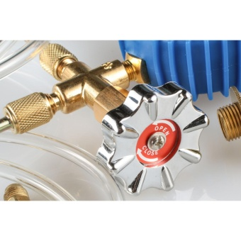 R22 Refrigeration Air Conditioning Manifold Gauge Freon HVAC Charging Tools - intl - 4
