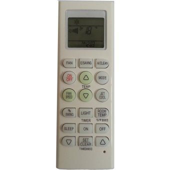 Replacement LG Air Conditioner Remote Control Akb73215509Akb73315608 Akb73315607 Akb73315611 Akb73315605 Akb73635603Akb73315604 Akb73315602 Akb73315601 ...