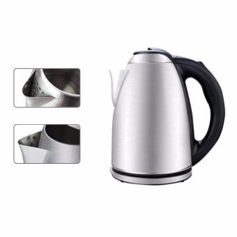 SC20 Scarlett Stainless Steel Electric Kettle 2.0L 1500W 220V HeatPreservation Anti-dry Protection Auto-off Kettle High Quality - 2