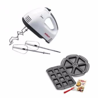 Scarlett Electric Egg Mixer with FREE EZ Pocker