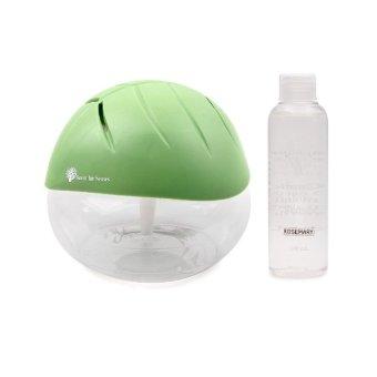 Scent for Senses Air Revitalisor Green with Scent for Senses Aroma Oil 100ml Rosemary
