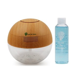 Scent for Senses J-283 Air Revitalisor Beige with Scent for Senses Aroma Oil 100ml Cool Water