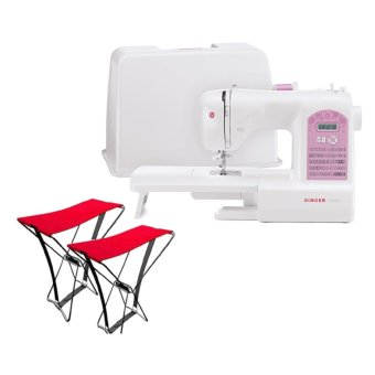 singer 6699 starlet electronic sewing machine with 2 pieces amazing pocket chair lazada ph. Black Bedroom Furniture Sets. Home Design Ideas