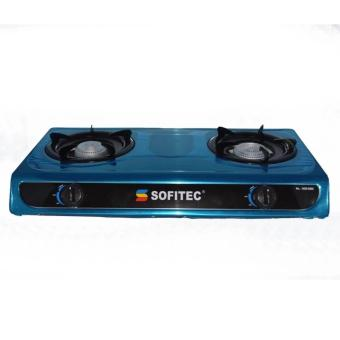 Sofitec double burner Gas Stove SGS-0202