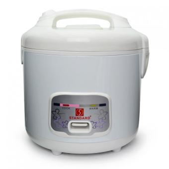 Standard SJC 10T Rice Cooker 1.8L (White) Price Philippines