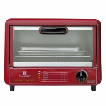 Standard SOT 602 Wide Oven Toaster (Red) Price Philippines
